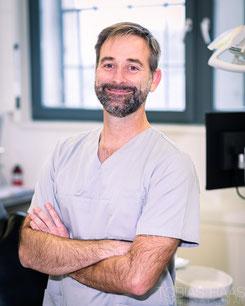 Dr. Cornel Lischka, Zahnarzt in Gottmadingen (© Katrin Zeidler)