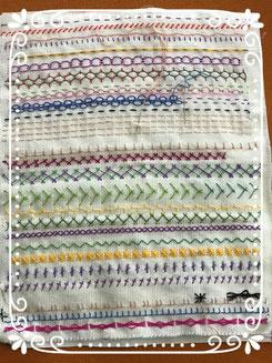 Leer ook verschillende handwerksteekjes en past het toe bij je ontwerp!