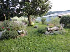 Pour une pause au jardin