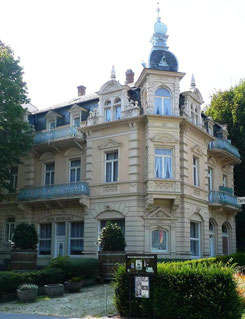 Hotel Grunewald, Foto: Beatrix van Ooyen