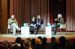 Con Naomi Klein e Gianfranco Bettin a Venezia