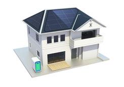 Gebäudeintegrierte Photovoltaik (BiPV)
