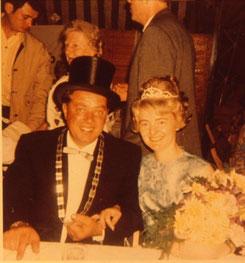 1969  Walter Waggeling u. Marlene Giesen