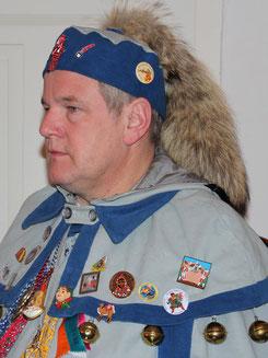 Rolf Broszio, Gruppenführer Blaufärbergruppe