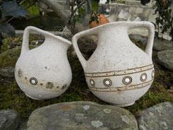 Pottery, celtic, vases. Monte Santa Trega, A Guarda, Pontevedra, Galicia