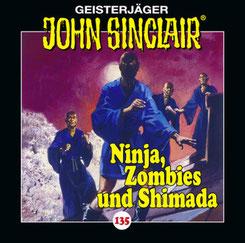 John Sinclair - Edition 2000 - Folge 135