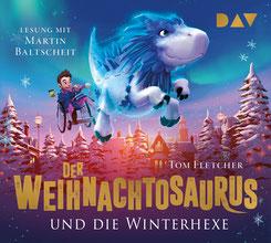 CD Cover Weihnachtosaurus Teil 2