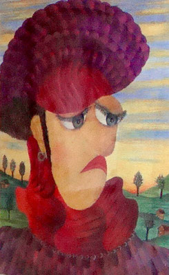 Lady Bligg- Winkle