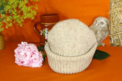 Produkte aus Schafwolle