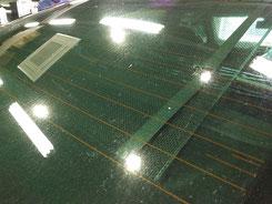 事例3:施工前|車の窓ガラス撥水コーティング【カーフレッシュ新潟】