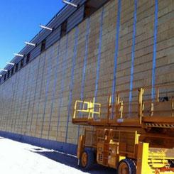 laine de verre pour isolation bâtiment metallique par ACMB Brioux 79