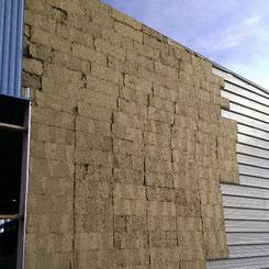 laine de roche pour isolation bâtiment metallique par ACMB Brioux 79