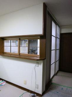 堺市 泉北ニュータウン 泉北スタイル リノベーション 職住一体 厨房 お菓子 工房 耐震 断熱 暮らし