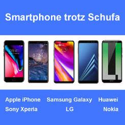 Schufafreier Handyvertrag oder Handyvertrag trotz Schufa ohne Bonität mit Handy