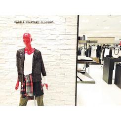 DOUBLE STANDARD CLOTHING MATUYAMA OPEN