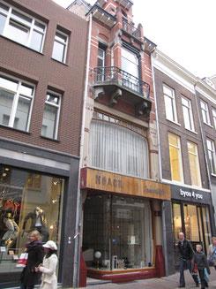 Vijzelstraat 23 Arnhem Willem Diehl rijksmonument