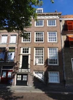 Herenhuis Nieuwe Haven 14 Dordrecht rijksmonument