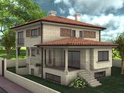 Infografia 3D vivienda