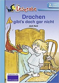 Drachen gibts doch gar nicht - Jack Kent Kinderbuch #Kinderbuch #Drachen #Buch