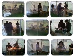 JF Bazzara et les ateliers conservatoires des Mof