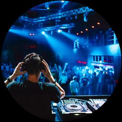 private Veranstaltungen - www.Millennium-Events.de Aachen Veranstaltungstechnik und DJ Service Hochzeits-DJ