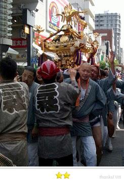 seaさん: 三社祭