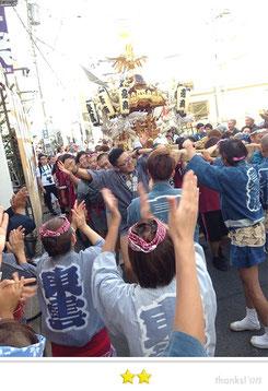 菊っちゃんさん: 世田谷八幡宮例大祭