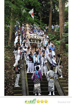八重垣写真館さん: 府馬愛宕神社祭礼
