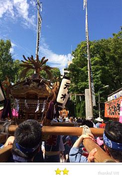 まさヤンさん: 川崎稲毛神社山王祭