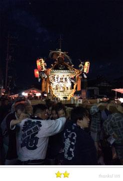弾正睦さん: 吉沼祇園祭