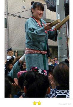 mamezoさん: 牛嶋神社祭礼