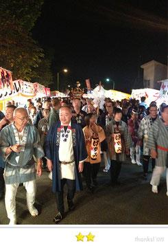 菊っちゃんさん: 岩見沢神社秋季例大祭