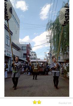 オジョーさん: 牛嶋神社祭礼