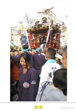 横須賀 河友睦さん: 藤沢市民祭