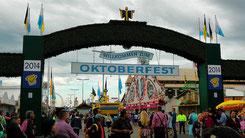 Oktoberfest München 2.Tag 2014