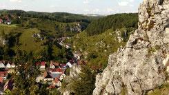 Ausflugs- und Wanderziel Fränkische Schweiz