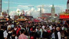 Oktoberfest München 1.Tag 2014