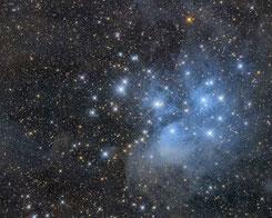 Messier im Fernglas Messier 41 - 80