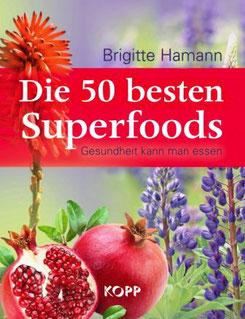 Die 50 besten Superfoods, Buch