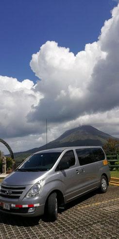 Viaje seguro por Costa Rica con Arenal Evergreen
