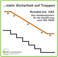 Mehr Sicherheit auf Treppen