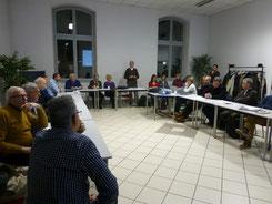 """Plusieurs acteurs réunis à l'Université Savoie Mont-Blanc pour préparer le prochain Campus""""Passeurs d'Avenir"""""""