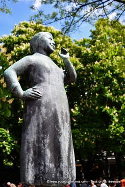 statue à Munich
