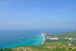 Insel Koh Larn vor Pattaya