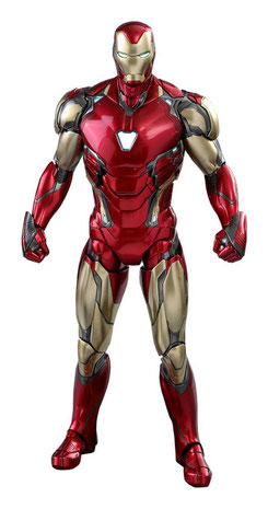 Mark LXXXV, Tony Stark,Robert Downey junior,Hot Toys, Sideshow,Infinity War,Avenger endgame,Iron Man, Marvels,Masterpiece Actionfigur,1/6