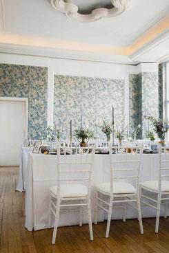 Luxushochzeit im Gästehaus am Lehnitzsee