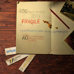 """ADG 2017 / photo contest """"Fragile"""" a cura di Alberto Desirò e Vittorio D'Onofri"""