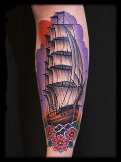blackroots tattoo · köln · ollo