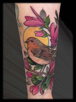 tattoo artist nrw neo traditional