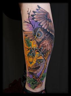 tattoo studio nrw neo traditional